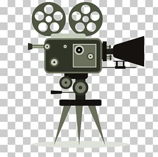 Photographic Film Movie Projector Movie Camera PNG