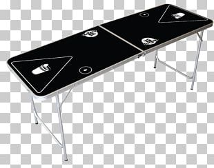 Table Beer Pong Drinking Game PNG