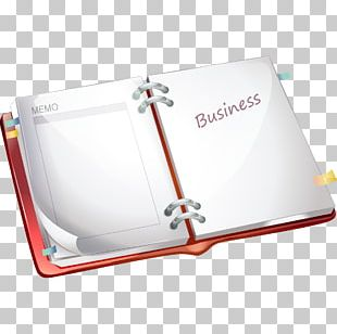 Drawing Notebook PNG
