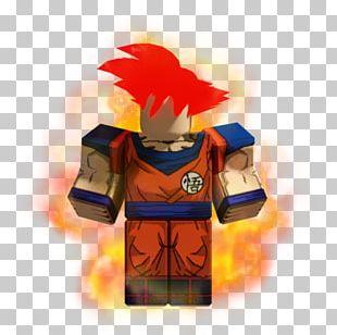 Goku Super Saiyan Roblox Exploit PNG