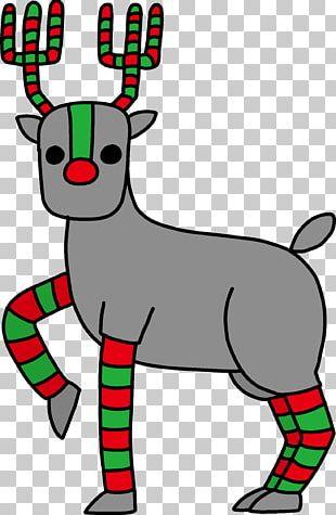 Reindeer HTML Code Club Markup Language Web Page PNG