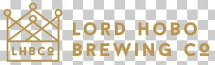 Lord Hobo Brewing Company Beer India Pale Ale Cider Brewery PNG