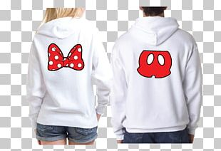 Minnie Mouse Mickey Mouse T-shirt Hoodie Princess PNG