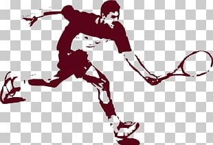 Badminton Racket Athlete PNG