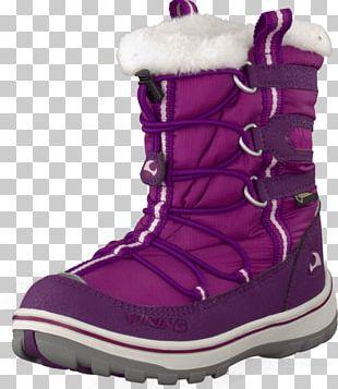 Boot Slipper Shoe Blue Violet PNG