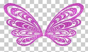 Butterflix Bloom Wing Butterfly PNG
