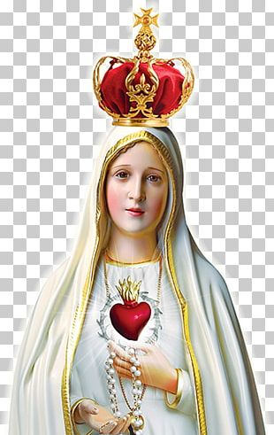 Mary Our Lady Of Fátima Apparitions Of Our Lady Of Fatima Lourdes PNG