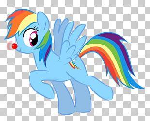 Pony Rainbow Dash Pinkie Pie Applejack Rarity PNG