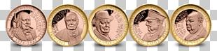 Commemorative Coin Gold Coin Coin Set PNG