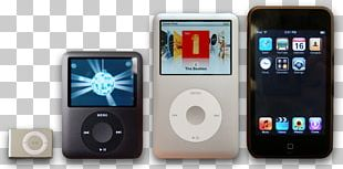 IPod Shuffle IPod Touch IPod Nano IPod Classic Digital Audio PNG