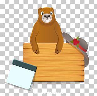 Punxsutawney Phil Gobbler's Knob Groundhog Day PNG