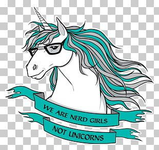 Illustration Horse Unicorn Graphic Design PNG