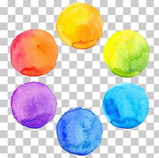 Watercolor Painting Brush PNG