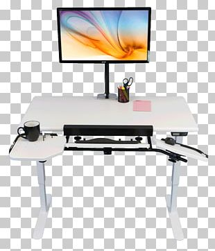 Computer Desk Standing Desk Table Treadmill Desk PNG