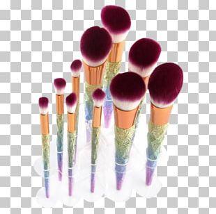 Cosmetics Makeup Brush Tool Paintbrush PNG