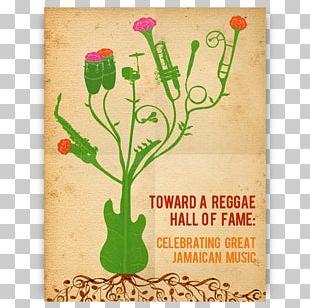 Reggae Poster Art PNG