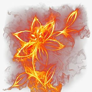 Fire Effect PNG