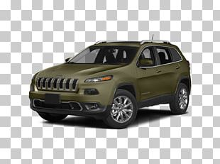 2015 Jeep Cherokee Chrysler Sport Utility Vehicle 2018 Jeep Cherokee PNG