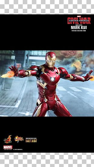 Iron Man's Armor Captain America War Machine Hot Toys Limited PNG