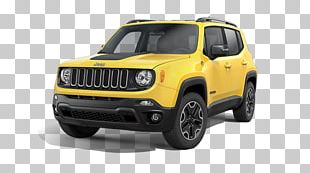 2015 Jeep Renegade Chrysler Sport Utility Vehicle Car PNG