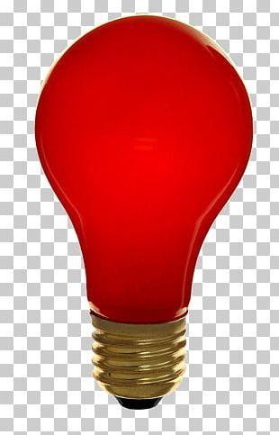 Incandescent Light Bulb Lighting Edison Screw LED Lamp PNG