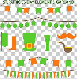 Ireland Saint Patricks Day Festival PNG