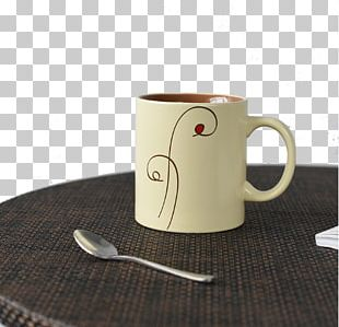 Table Coffee Cup Mug PNG