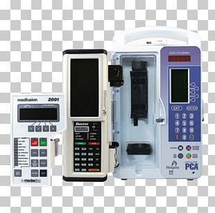 Infusion Pump Patient-controlled Analgesia Intravenous Therapy Medical Equipment PNG
