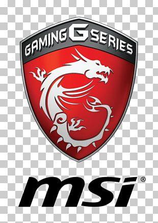Laptop Micro-Star International Logo Gaming Computer MSI PNG