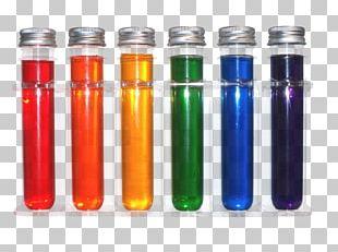 Test Tubes Glass Test Tube Rack Liquid Rainbow PNG