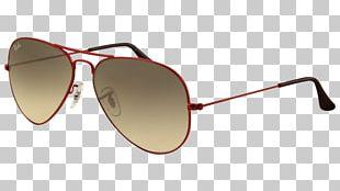 Aviator Sunglasses Ray-Ban Aviator Classic Ray-Ban Aviator Large Metal II PNG