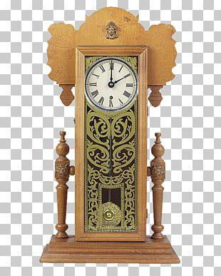 Pendulum Clock Floor & Grandfather Clocks Reloj Electrónico PNG