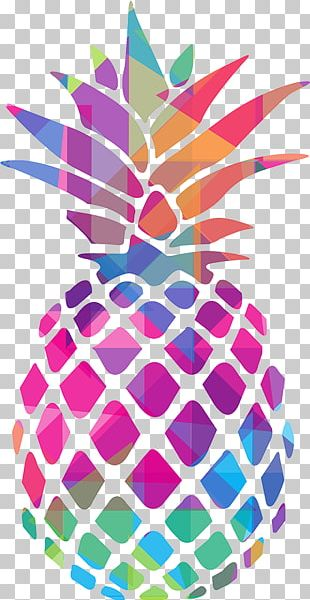 Pineapple Long-sleeved T-shirt Tropical Fruit PNG