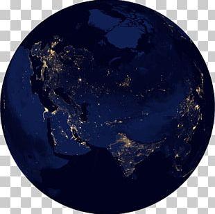 Globe New Elysium: The Beginnings PNG