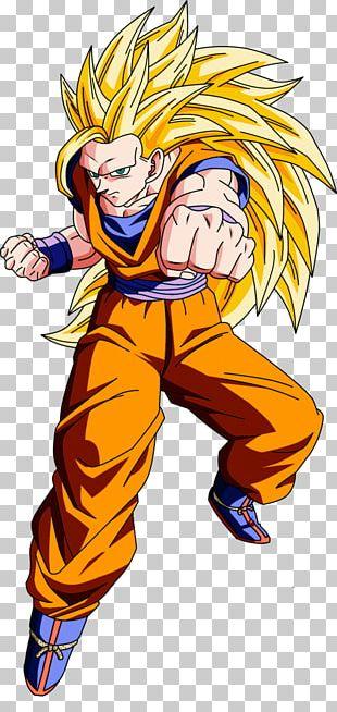 Goku Vegeta Majin Buu Dragon Ball Z: Budokai 3 Super Saiya PNG