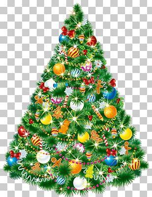 Christmas Tree Christmas Day Christmas Decoration Gift PNG