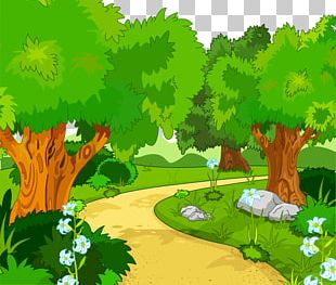 Free Content Forest PNG