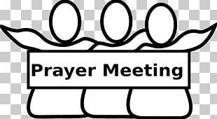 Praying Hands Prayer Meeting PNG