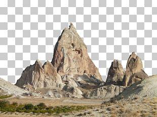 Rock Landscape Tuff Tufa PNG