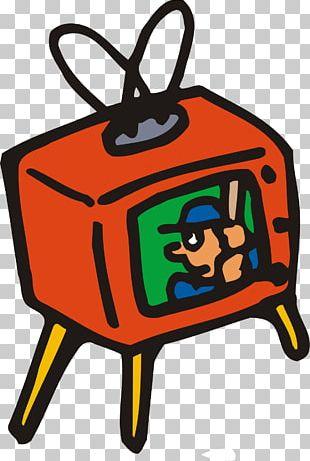 Vecteur Television Illustration PNG