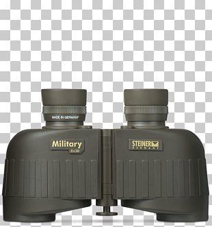 Binoculars Military STEINER-OPTIK GmbH Laser Rangefinder Porro Prism PNG