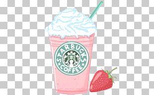 Cafe Milkshake Starbucks Frappuccino Coffee PNG