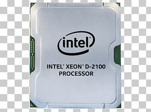 Intel Xeon D Central Processing Unit System On A Chip PNG