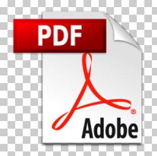PDF Computer Icons Adobe Acrobat PNG