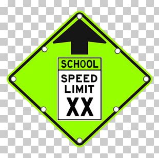 Speed Limit Manual On Uniform Traffic Control Devices School Zone Signage PNG