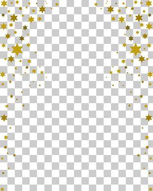 Stars Border PNG