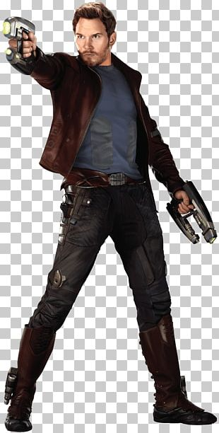 Chris Pratt Star-Lord Guardians Of The Galaxy PNG