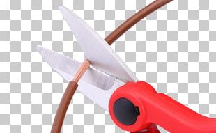 Wire Stripper Scissors Electrical Cable Blade PNG