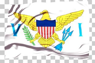 Flag Of The United States Virgin Islands United States Of America British Virgin Islands PNG