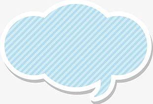 Bubble Clouds PNG